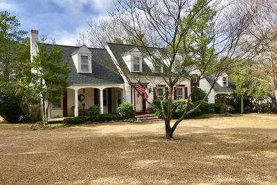 Single Family Home For Sale: 505 Rollins Avenue