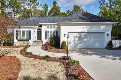 Pinehurst Single Family Home For Sale: 29 Hampshire Lane