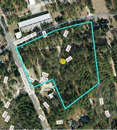 Pinehurst Residential Lots & Land For Sale: Murdocksville Road