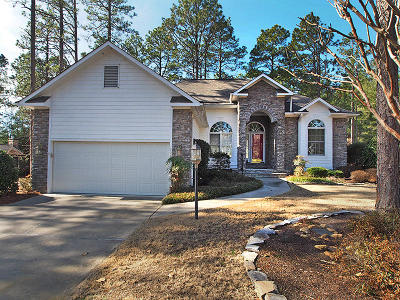 Southern Pines NC Single Family Home For Sale: $279,000