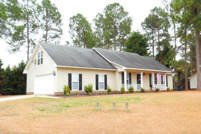 Cameron Single Family Home For Sale: 370 Sawyer Road