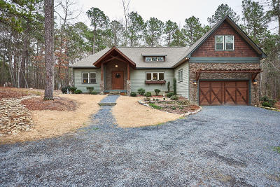 Southern Pines Single Family Home Active/Contingent: 111 Rob Roy Road