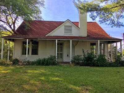 Aberdeen Single Family Home For Sale: 721 N Poplar St