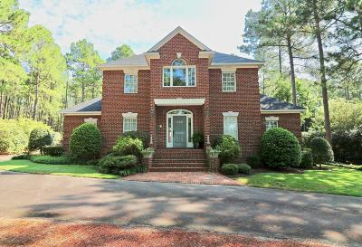 Southern Pines Single Family Home Active/Contingent: 216 Plantation Drive