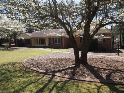 Foxfire NC Single Family Home Active/Contingent: $255,000
