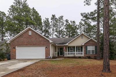 Pinehurst Single Family Home For Sale: 40 W Sawmill