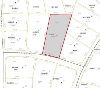 Mid South Club, Talamore Residential Lots & Land For Sale: 5 E Dogwood Lane
