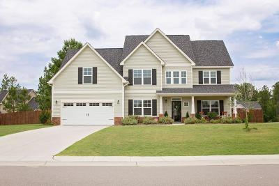 Moore County Single Family Home Active/Contingent: 100 Courtyard Circle