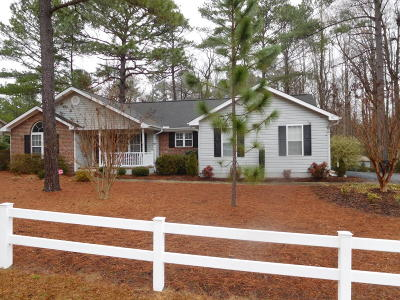 Whispering Pines Single Family Home Active/Contingent: 126 Foxcroft Road