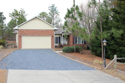 Pinehurst Single Family Home For Sale: 13 Lassiter Lane