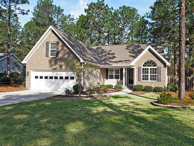 Pinehurst NC Single Family Home For Sale: $269,900