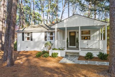 Southern Pines Single Family Home For Sale: 347 Crestview Road