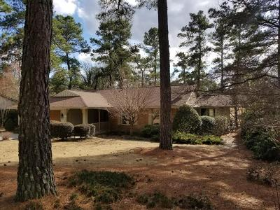 Pinehurst, Raleigh, Southern Pines Rental Rented: 34 Thunderbird Circle