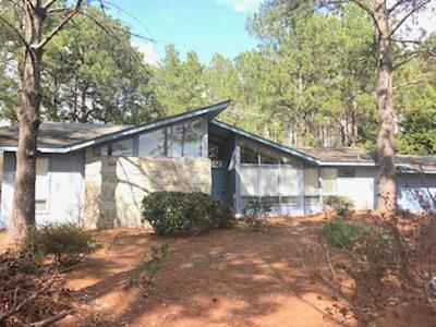 Whispering Pines Single Family Home For Sale: 31 Shadow Lane