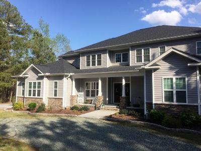 Moore County Single Family Home Active/Contingent: 453 Read Road