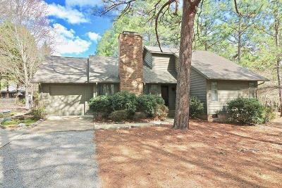 Pinehurst Single Family Home For Sale: 55 Merion Circle