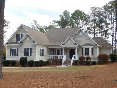 Whispering Pines Single Family Home For Sale: 190 Royal Woods Way