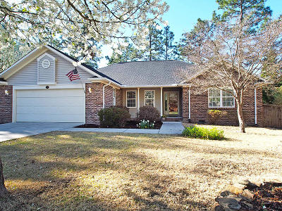 Pinehurst Single Family Home Active/Contingent: 9 Greenville Lane