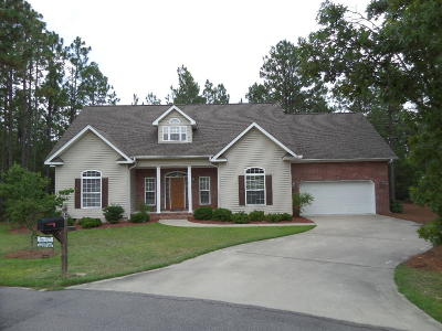 Pinehurst Single Family Home For Sale: 4 Wilkes Court