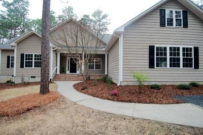 Pinehurst Single Family Home Active/Contingent: 9 Choke Cherry Lane