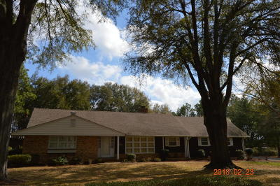 Ridgeview Single Family Home Active/Contingent: 1400 N Poplar Street
