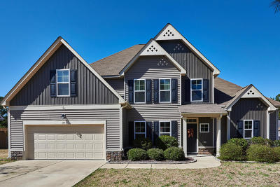 Sandy Springs Single Family Home For Sale: 107 Cross Pointe Lane