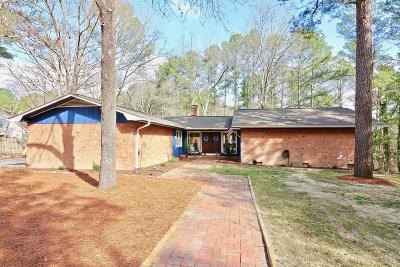 Moore County Single Family Home For Sale: 62 Shadow Lane