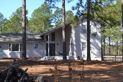 Moore County Rental For Rent: 2050 E Indiana Avenue