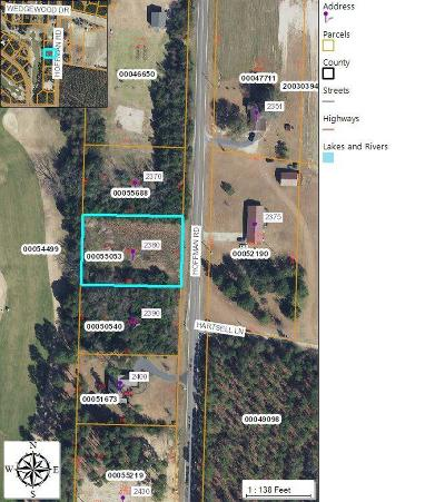Foxfire Residential Lots & Land For Sale: 2380 Hoffman Road