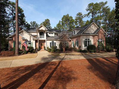 Moore County Single Family Home For Sale: 24 Loch Lomond Court