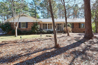 Whispering Pines Single Family Home For Sale: 5 Arbutus Lane