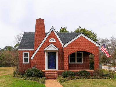 Fayetteville Single Family Home For Sale: 207 N Virginia Avenue