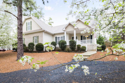 Pinehurst Single Family Home For Sale: 20 Hampshire Lane