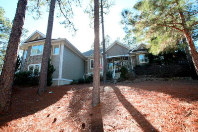 Moore County Single Family Home Active/Contingent: 110 Phillips Drive