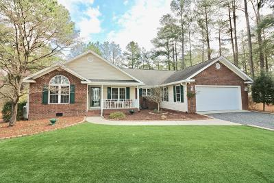 Whispering Pines Single Family Home Active/Contingent: 101 Ravenglass Drive