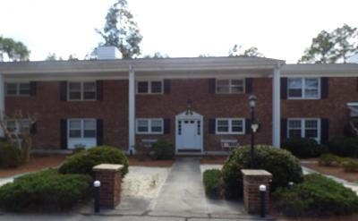 Southern Pines Condo/Townhouse For Sale: 335 Driftwood Circle #D