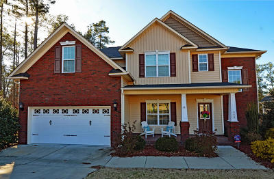 Cameron Single Family Home For Sale: 446 Spring Flowers Drive