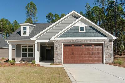 Southern Pines Single Family Home For Sale: 120 Holly Springs Court