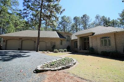 Pinehurst, Southern Pines Single Family Home For Sale: 17 Carrick Court