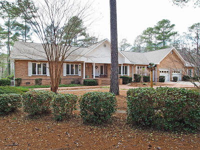 Whispering Pines Single Family Home For Sale: 11 Lakewood Court