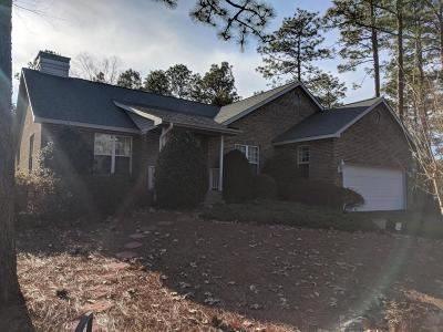 Pinehurst, Raleigh, Southern Pines Single Family Home Active/Contingent: 3 Stirrup Place