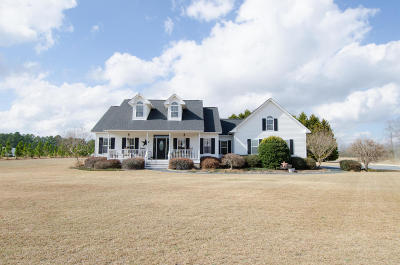 Aberdeen Single Family Home For Sale: 750 Carolina Road