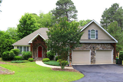 Moore County Single Family Home Active/Contingent: 3 Sunny Court