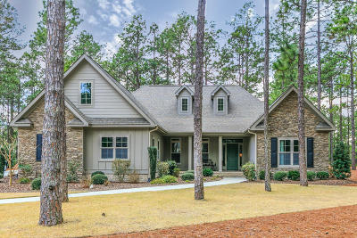 Southern Pines Single Family Home Active/Contingent: 180 Kings Ridge Court