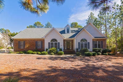 Pinehurst Single Family Home For Sale: 126 Juniper Creek Boulevard