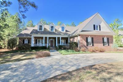 Pinehurst, Southern Pines Single Family Home For Sale: 46 Royal County Down