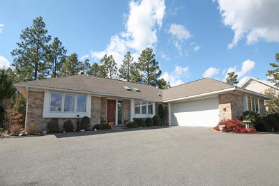 Moore County Single Family Home Active/Contingent: 124 Shaw Drive