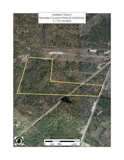 Moore County Residential Lots & Land For Sale: Hoffman