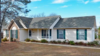 Cameron Single Family Home Active/Contingent: 1492 Ponderosa Trail