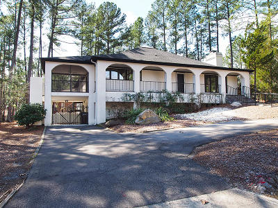 Moore County Single Family Home Active/Contingent: 300 Pine Vista Drive